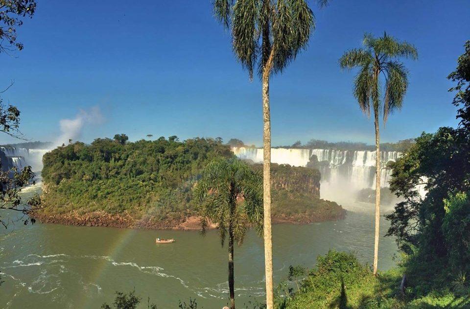 circuito inferior parque nacional iguazu