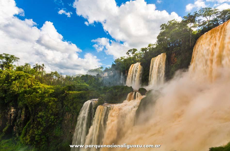 Parque Nacional Iguazú - Circuito Inferior