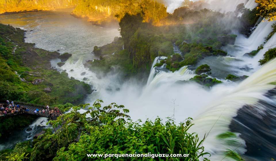 Circuito Superior del Parque Nacional Iguazú