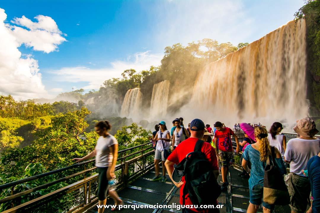 Circuito Inferior del Parque Nacional Iguazú